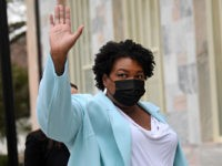 Stacey Abrams Still Insists 2018 Gov. Election Was 'Stolen from the Voters of Georgia'