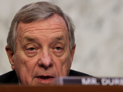 Dick Durbin Praises George W. Bush: 'Bless You' for Amnesty Op-Ed
