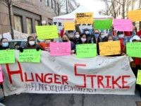 New Jersey: Illegal Aliens on Hunger Strike to Win Taxpayer-Funded Benefits