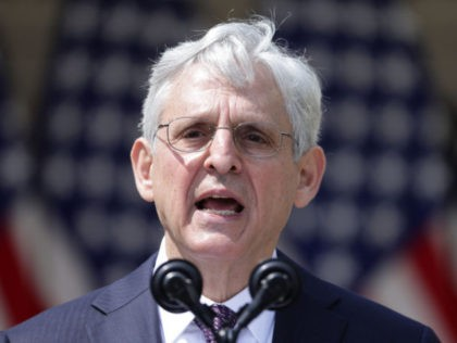 Attorney General Merrick Garland Says 'Racism Is an American Problem'