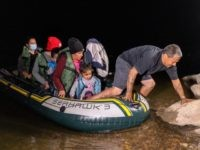 Biden Releases Nearly 42K Border Crossers into U.S. Since Taking Office
