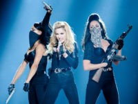 Madonna Pushes Gun Control as the 'Vaccination' America Needs Most