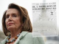 Pelosi Says She Never Believed her Brother's Accuser in Rape Trial