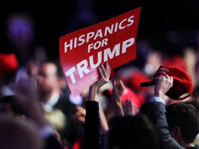 Data: Trump Surged Hispanic Support Mostly with First-Time Swing Voters