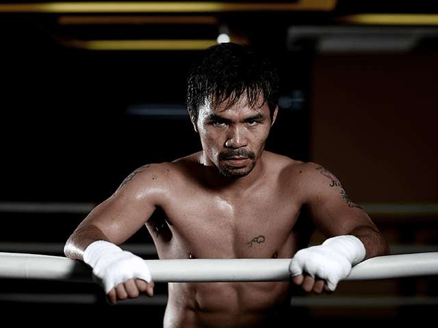 Philippines: Manny Pacquiao Confirms 2022 Presidential Run