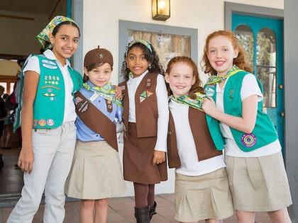 Girl Scouts File (Rick Kern/Getty Images for Marisol Deluna)