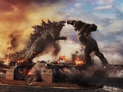 Box Office: 'Godzilla Vs. Kong' #1 for 3rd Weekend with $7.7M