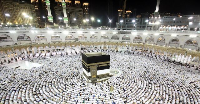 Saudi Arabia to Allow Only 'Immunized' Pilgrims to Mecca