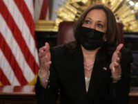 Kamala Harris References 'Cheers' TV Show to Explain Migrant Crisis