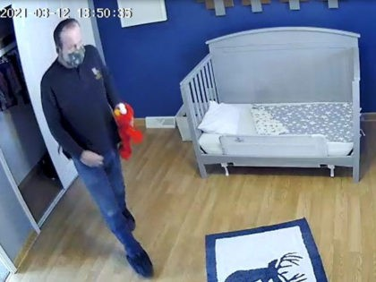 Kevin Wayne VanLuven, a Michigan home inspector, was allegedly caught on camera pleasuring himself with an Elmo doll while on the job.
