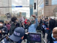 WATCH: BLM Chants 'F**k the National Guard' After Chauvin Verdict in Minneapolis