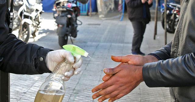 Iran Debuts Anti-Coronavirus 'Spray' Alleged to 'Deactivate' Virus