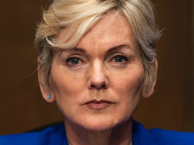 Energy Secretary Granholm: Biden, Dems Will Go It Alone on 'Infrastructure' if Necessary