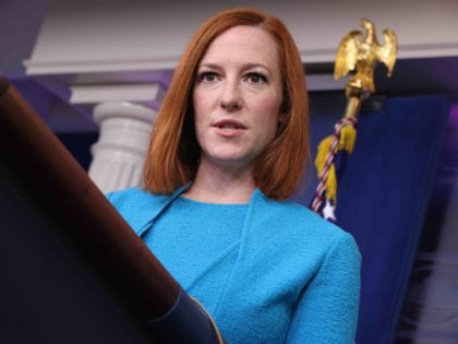 Jennifer Psaki (Chip Somodevilla / Getty)