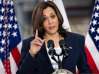 Kamala Harris: Verdict in Chauvin Trial 'Will Not Heal Pain That Existed for Generations'