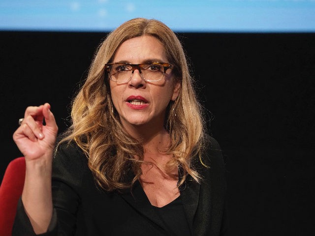 "Krista Vernoff, show runner and executive producer of Grey's Anatomy, takes part in a lively panel discussion, ""The Power of TV: Representing Disability in Storytelling,"" a public event and co-presentation of the Television Academy Foundation and Easterseals on Wednesday, April 24, 2019 at the Saban Media Center in North Hollywood, …"