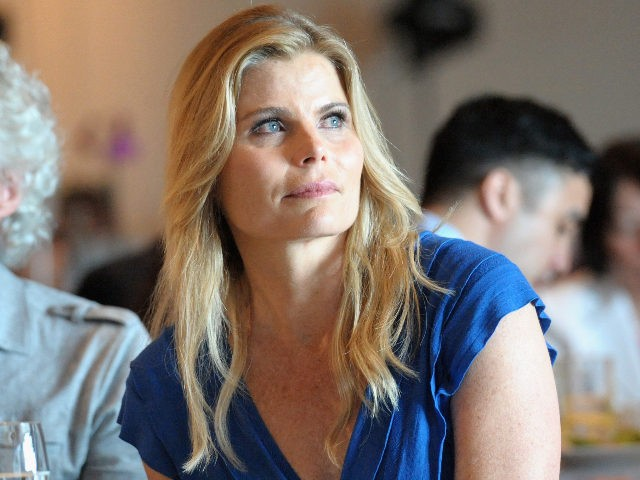 SARASOTA, FL - APRIL 12: Actress Mariel Hemingway attends the Tribute Luncheon during the Sarasota Film Festival 2013 at the Sarasota Yacht Club on April 12, 2013 in Sarasota, Florida. (Photo by Gustavo Caballero/Getty Images for Sarasota Film Festival 2013)