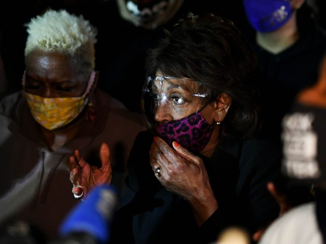 WATCH — Maxine Waters: Derek Chauvin Must Be 'Guilty, Guilty, Guilty' or We Take to the Streets