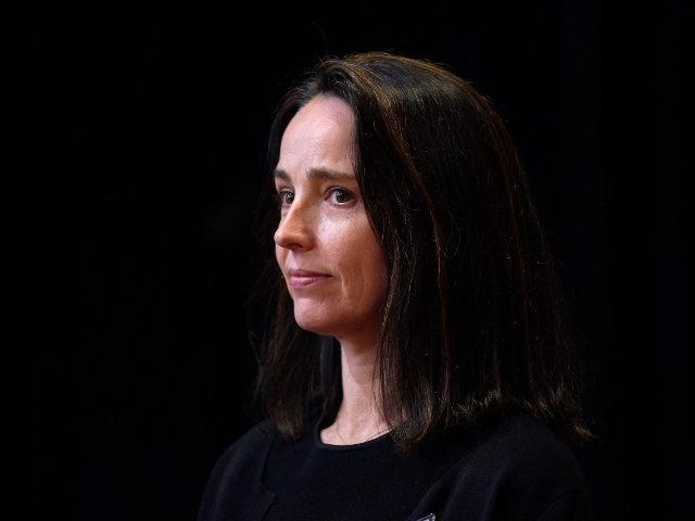 Nextdoor CEO Sarah Friar