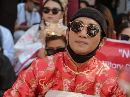 Myanmar's Celebrities Become Face of Anti-Coup Protests