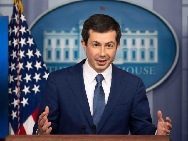 Pete Buttigieg: Americans Are Using the 'Wrong' Transportation, Or None at All