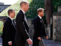 Prince William Requested Cousin Stand Between Him and Harry at Funeral