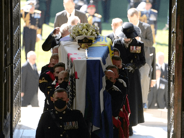 WATCH: Funeral of Queen's Consort Prince Philip, Duke of Edinburgh