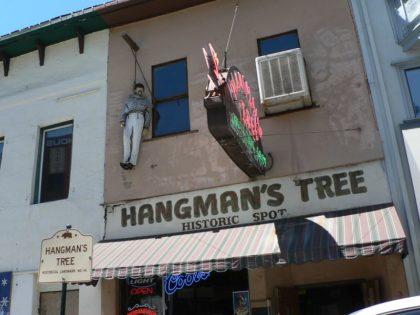 Placerville Hangman (sebi ryffel / Flickr / CC)