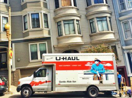 San Francisco U-Haul (Thomas Hawk / Flickr / CC / Cropped)