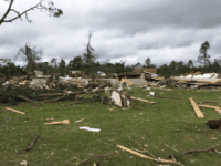 VIDEO: Tornado Rips Through Central Mississippi