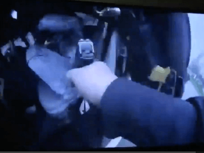 A police bodycam video captures the seconds leading up to the shooting of Duante Wright by a Brooklyn Center police officer. (Brooklyn Center, MN, Police Department Video Screenshot)