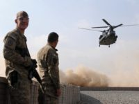 Biden Admin: U.S. Troops Leaving Afghanistan May Stay in Neighboring Countries