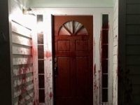 Vandals Smear Pig Blood on Home Once Occupied by Derek Chauvin Witness