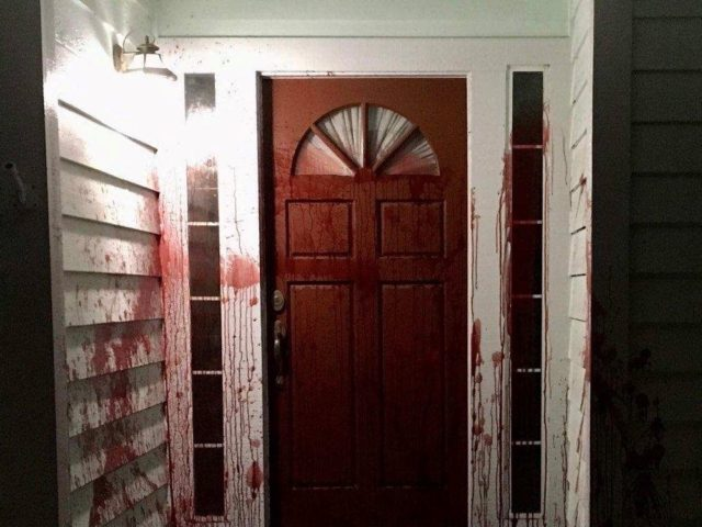 PHOTOS: Vandals Smear Pig Blood on Home Once Occupied by Derek Chauvin Defense Witness