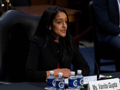 Ted Cruz Hammers Vanita Gupta as 'Hard Left Partisan Radical' Biden Nominee on Senate Floor