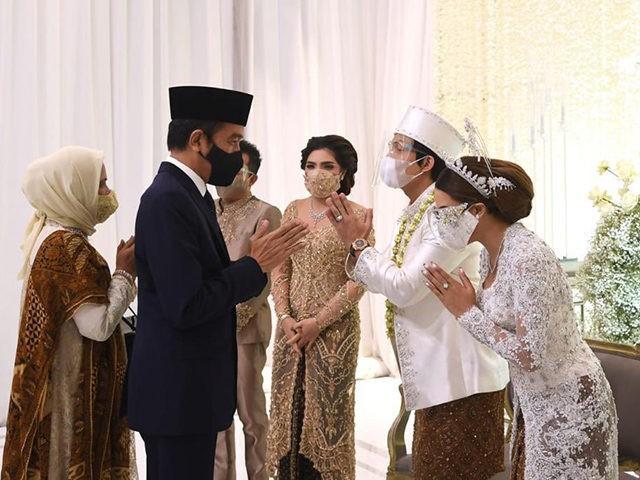 Widodo Wedding
