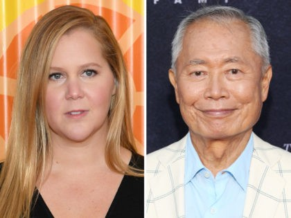 amy-schumer-george-takei-getty