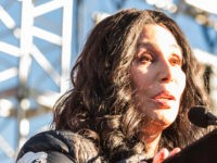 Cher: If They're No Democrats to Protect America, GOP Will Achieve the Dream of White Supremacy