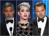 George Clooney, Katy Perry, Leonardo DiCaprio, Hollywood Studios Sign Letter Opposing Voter Integrity Laws