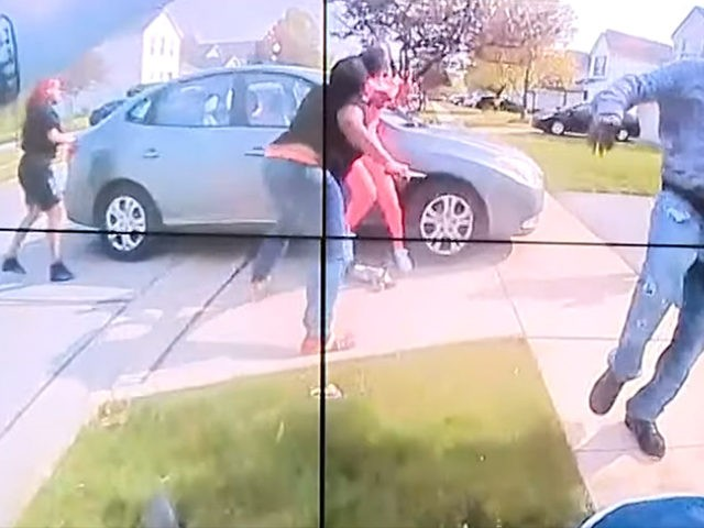 Columbus Police Bodycam Video