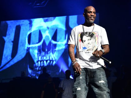 NEW YORK, NEW YORK - JUNE 28: DMX performs at Masters Of Ceremony 2019 at Barclays Center on June 28, 2019 in New York City. (Photo by Theo Wargo/Getty Images)