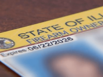 Illinois' Firearm Owners Identification (FOID) card