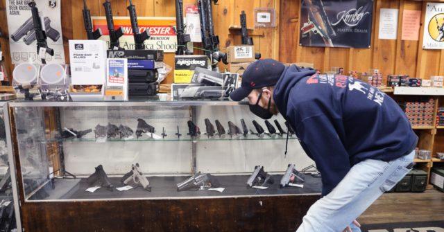 Democrat Senators Introduce One-Handgun-a-Month Purchase Limit