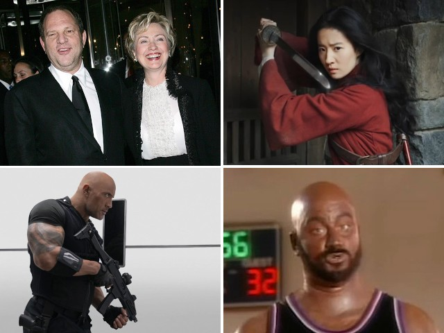 9 of Hollywood's Biggest Acts of Hypocrisy: China, #MeToo, Guns, Climate Change, and More