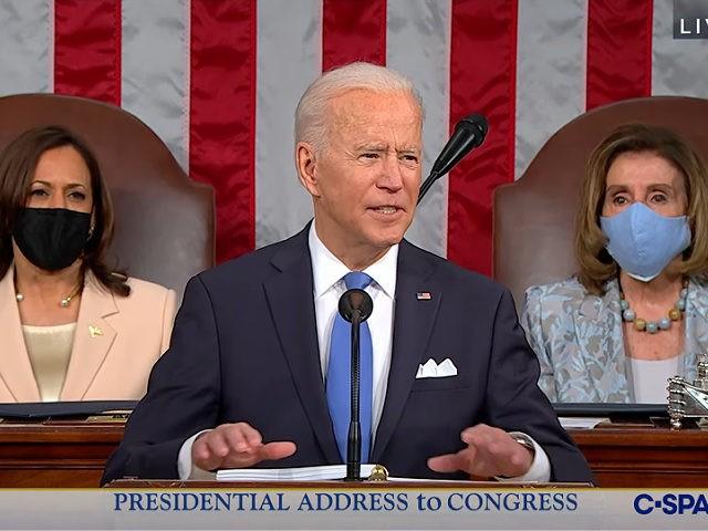 President Joe Biden first address to a joint session of Congress,
