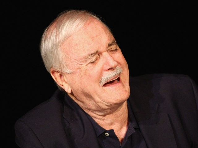 John Cleese Mocks Hank Azaria's Apology for Playing Apu on 'The Simpsons'