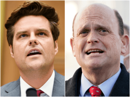 House Ethics Committee Investigating GOP Reps. Matt Gaetz and Tom Reed