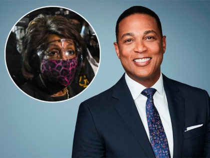 CNN's Don Lemon Defends Maxine Waters: 'People with Half a Brain' Know She Isn't Calling for Violence