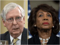 Mitch McConnell Calls out Maxine Waters' 'Inappropriate' Conduct