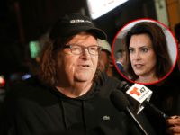 Michael Moore: 'Tragedy' that Gretchen Whitmer Reopened Michigan